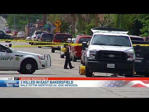 KCSO investigating double homicide in east Bakersfield