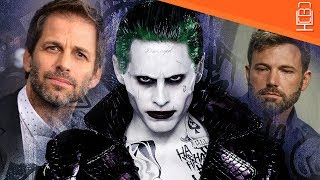 WB Will TRY and not F over Directors on Future DC Projects