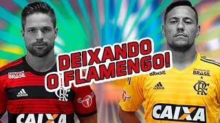 Os Diegos estão deixando o Flamengo