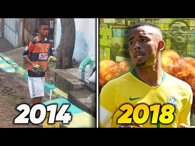 Players Who Went From Rags To Riches XI!   World Cup 2018!