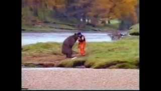 Вырезанная сцена из фильма ВЫЖИВШИЙ (Дикаприо против Медведя)