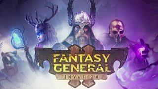 Fantasy General II #1 - Pierwsze wrażenia (DOBRE!)