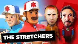 The Stretchers Co-Op Gameplay ITA HD - Il Salottino in Ambulanza con Pierpa e Piane