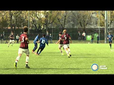 INTER YOUNG: UNDER 15 VINCONO IL DERBY