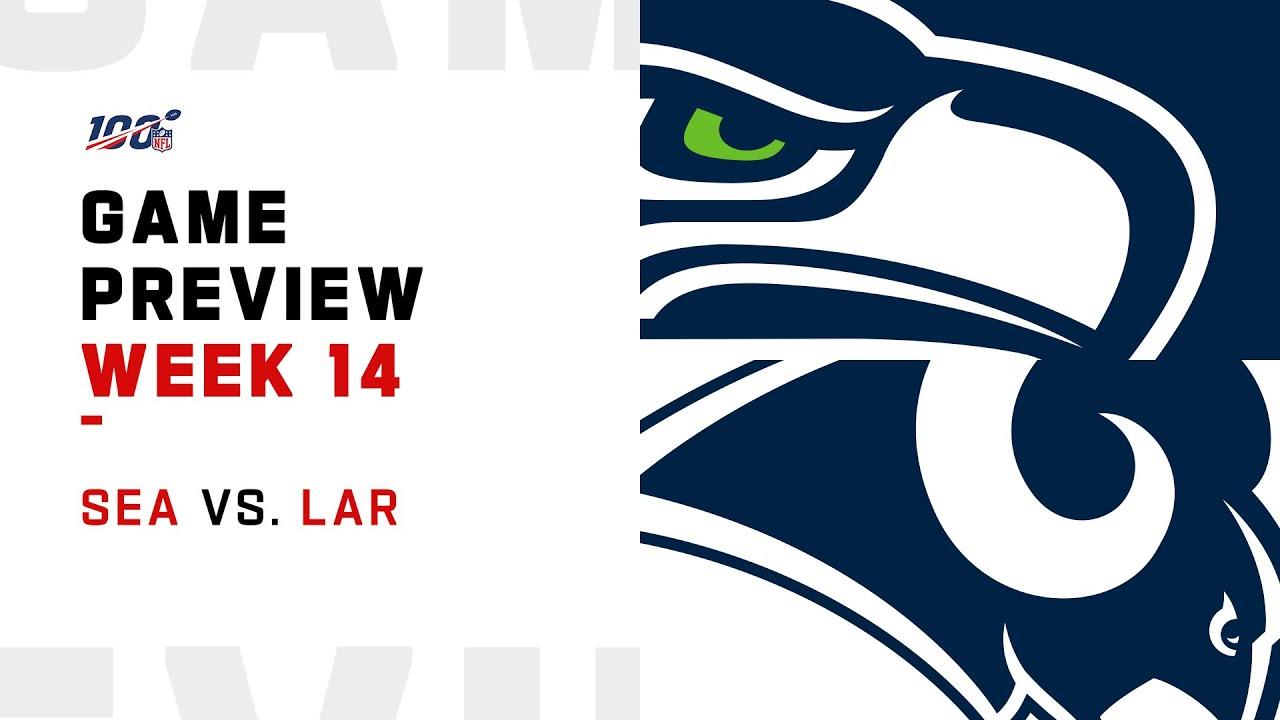 Seattle Seahawks Vs Los Angeles Rams Week 14 Nfl Game Preview Youtube
