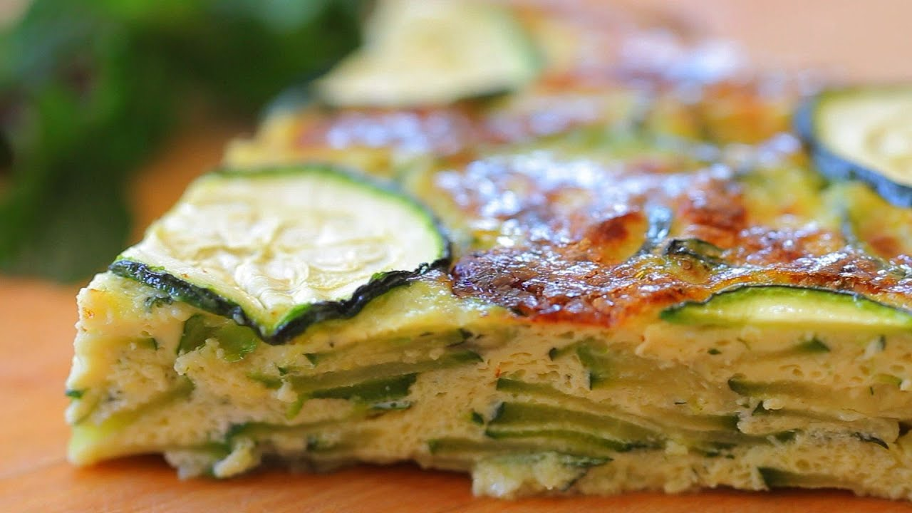 Zucchini Appetizer Recipes