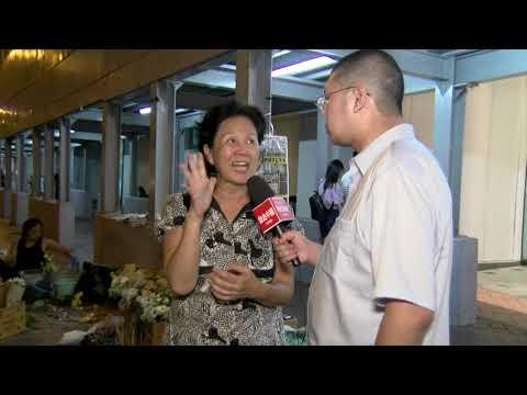 622专访香港前议员冯竞文女士