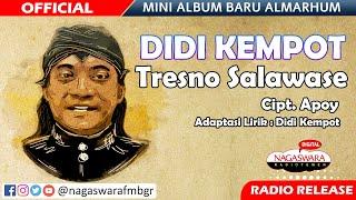 Gambar cover Didi Kempot - Tresno Salawase (Official Radio Release) NAGASWARA