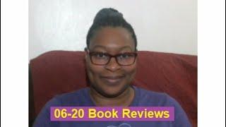 June '20 Book Reviews