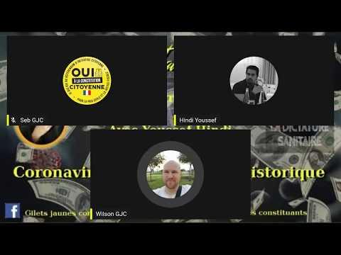 Coronavirus Accélérateur Historique ..Youssef Hindi