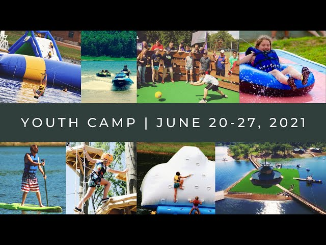 YOUTH CAMP 2021 | Eagle Sky of the Ozarks