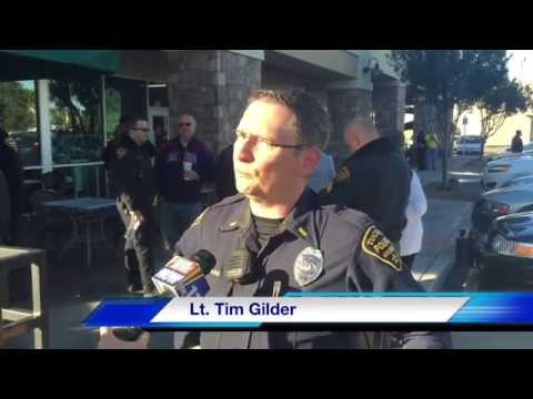 Coffee With A Cop (1/15/15) - Tucson Police Department