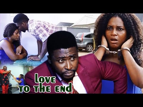 Love To The End 5&6  - Queen Nwokye 2018 Latest Nigerian Nollywood Movie/African Movie/Family Movie
