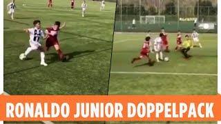 Ronaldo Junior macht`s wie Papa