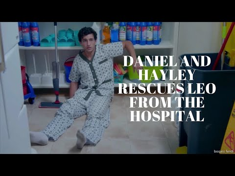 Download Daniel and Hayley rescues Leo from the hospital   greenhouse academy 4×7
