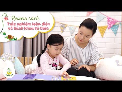 MAXI QUIZ - Trắc nghiệm toàn diện bách khoa tri thức cho trẻ từ 3 tuổi trở lên