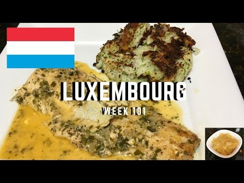 Second Spin, Country 101: Luxembourg [International Food]