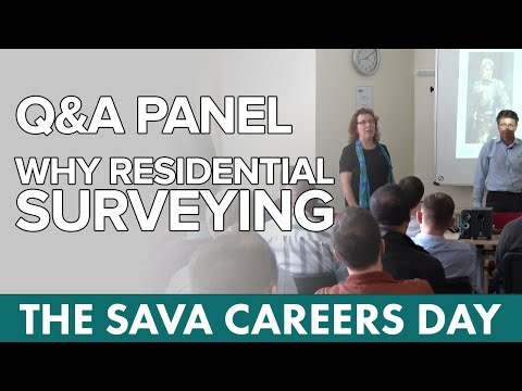 Q&A Panel - Why Residential Surveying