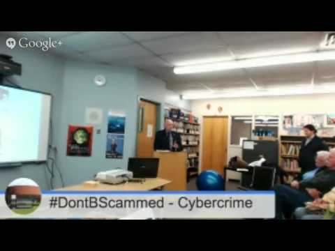 #DontBScammed - Cybercrime