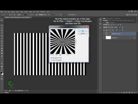 Create Starburst Effect And Learn How To Define Brush Preset In Photoshop  Photoshop Tutorial