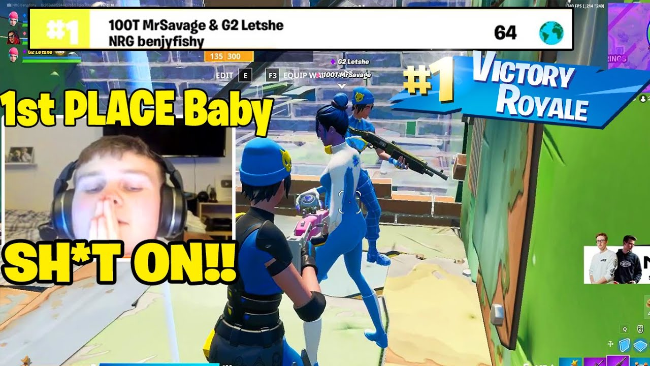 Download Benjyfishy, MrSavage & Letshe 1st Place in Chopper's Champion Cup
