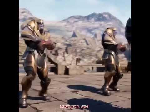 Thanos sicko mode meme - YouTube