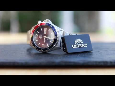 Orient Deep Pepsi Uhr / Taucheruhr / Diver - Test - Review - Deutsch