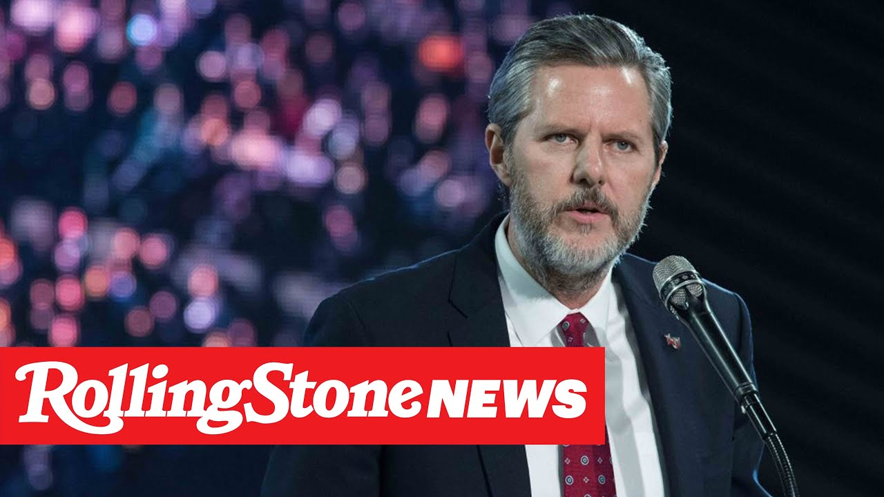Jerry Falwell Jr. to Take 'Indefinite Leave of Absence' From Liberty University | RS News 8/10/20