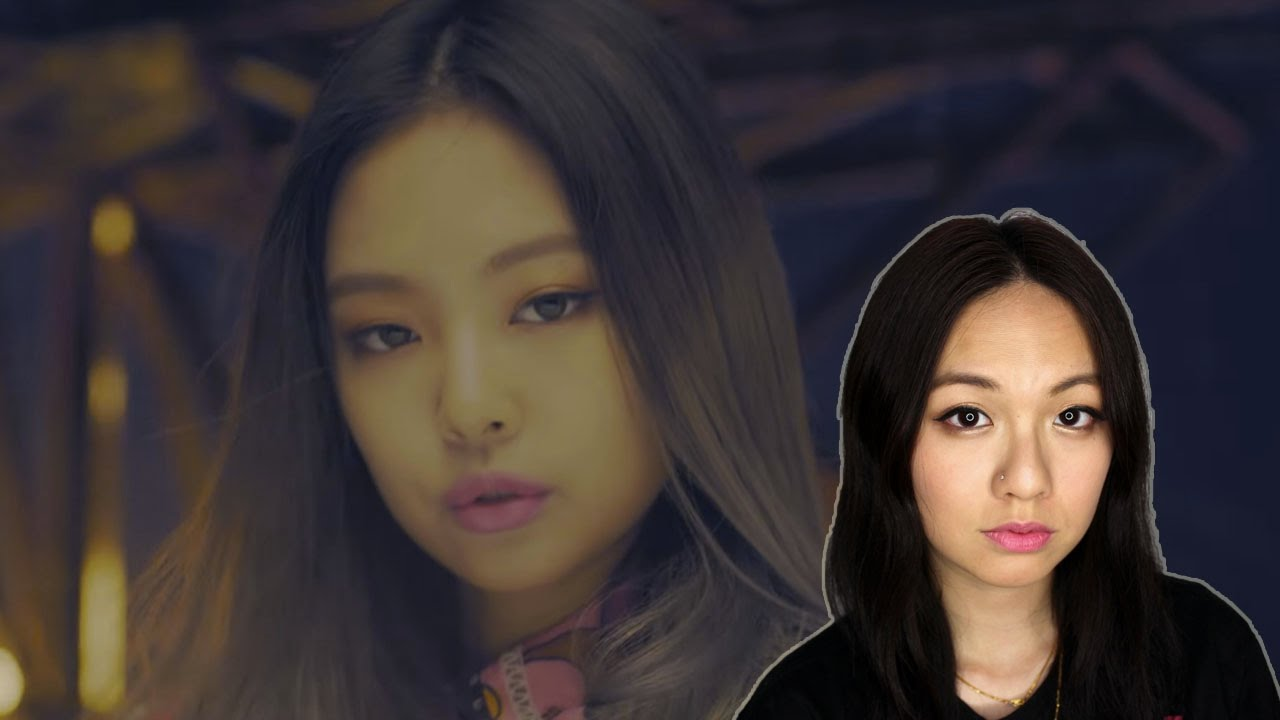 Jennie Kim 제니김 Blackpink 불장난 Playing With Fire M V Makeup Inspired Look