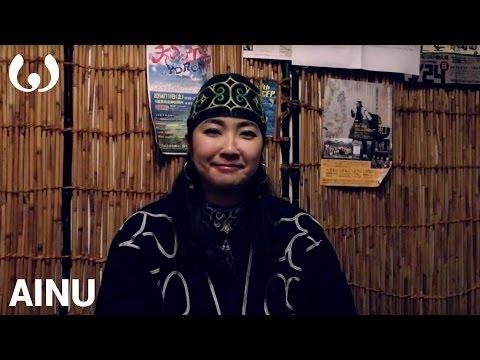 WIKITONGUES: Teruyo speaking Ainu