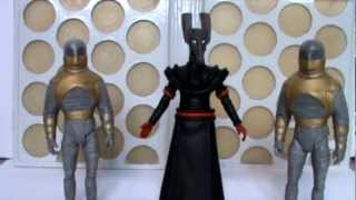 Doctor Who Action Figure Review: