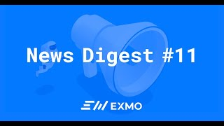 Биткоин превзошел фондовые рынки. Рекордные прибыли майнеров | EXMO News Digest #11