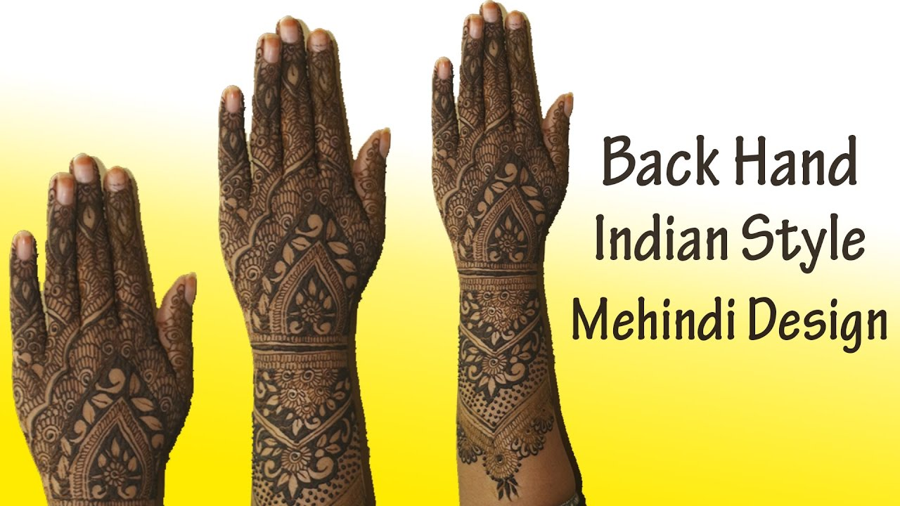 Indian mehndi designs for hands indian hand mehndi designs mehndi - New Bridal Mehindi 2017 Indian Bridal Mehndi Design Viral Lifestyle