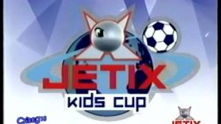 Spots e IDs - Jetix 2004
