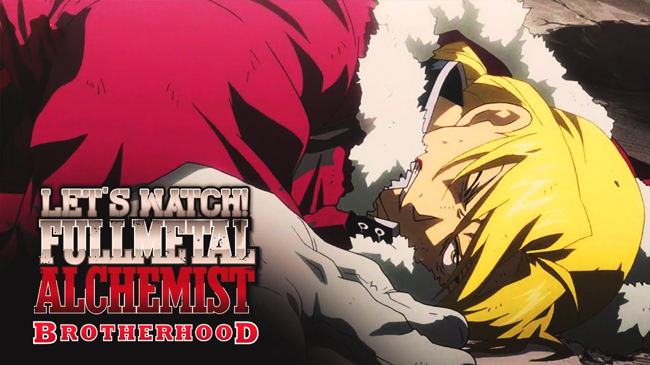 fma brotherhood episode 41 english sub