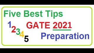 Five Best Tips On Gate Preparation For Mechanical