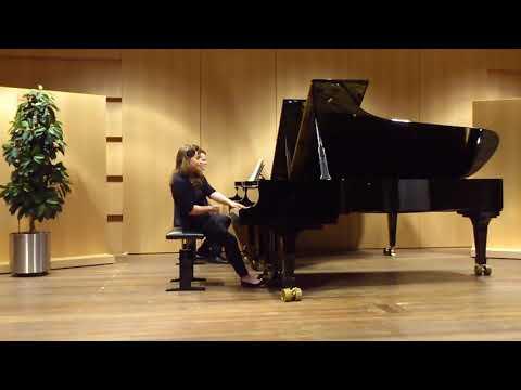 Liszt Piano Concerto no 1 Anni Collan piano, Prof. Henri Sigfridsson piano 2