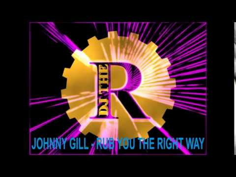 Johnny Gill ft. C.L. Smooth - Rub you the right way (Extended Hype 1) 1990