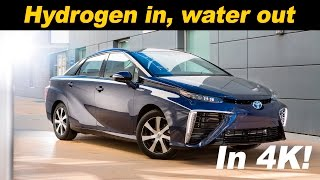 2016 / 2017 Toyota Mirai Detailed Review and Road Test  In 4K UHD!