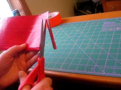 How To Make A Tri- Fold Part 1- The Billfold