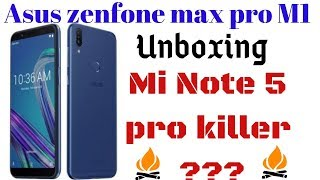 Asus Zenfone Max Pro M1 Unboxing & First Look | Redmi note 5 pro killer ??? | 🔥🔥🔥
