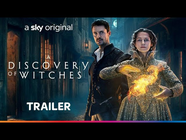 A Discovery Of Witches | Series 2 | Trailer