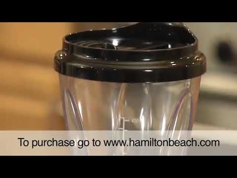 Hamilton Beach® Single Serve Blender (51103)