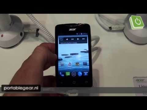 Acer Liquid Z3 hands-on @ IFA 2013