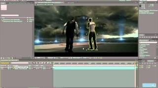 Adobe After Effects   упарвление маской
