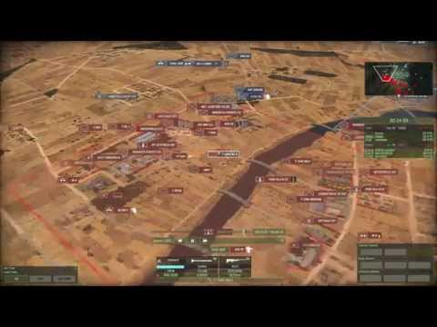 Wargame: Red Dragon Gameplay Cast 2: Aggressive Negotiations on Gunboat Diplomacy
