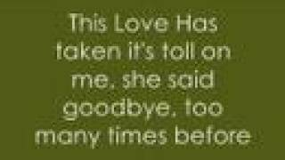 Repeat youtube video Maroon 5-This Love with lyrics