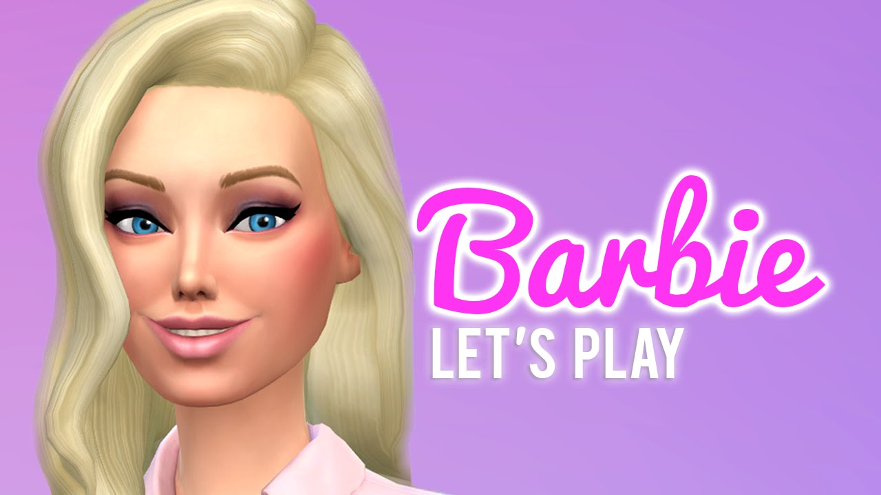 Let S Play The Sims 4 Barbie Part 33 Astronaut Barbie