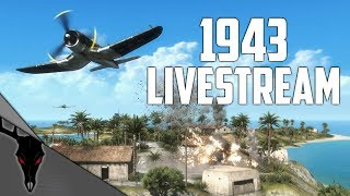 Battlefield 1943 ► Road to 10k Subs
