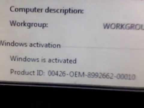 windows 7 build 7601 free activation key